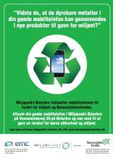 Aflevér din mobil tilgenbrug
