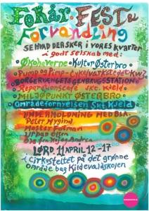 Forårsfest_Plakat