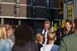 Børn og borgmester lærer ommadspild