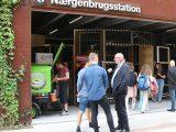 Åbent hus på Nordhavn Nærgenbrugsstation