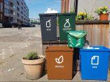 Få tilskud på 400 kr. til affaldssortering