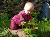 Barselscafé: baby ogbæredygtighed