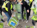 Affaldsindsamling på SvanemøllenStrand